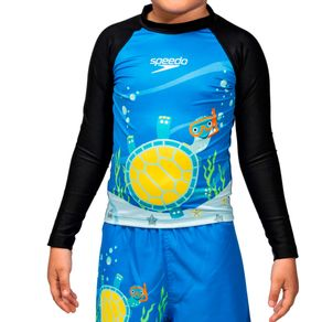 t-shirt-sunshine-ninos|ropa-y-accesorios-para-nadar|Speedo|Colombia
