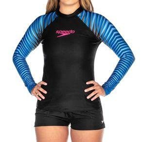camiseta-proteccion-solar-mujer|ropa-y-accesorios-para-nadar|Speedo|Colombia